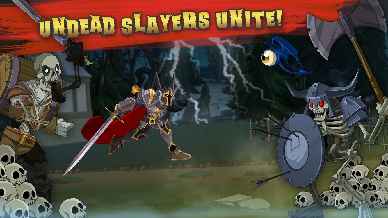 Undead Assault New Endless Runner Game