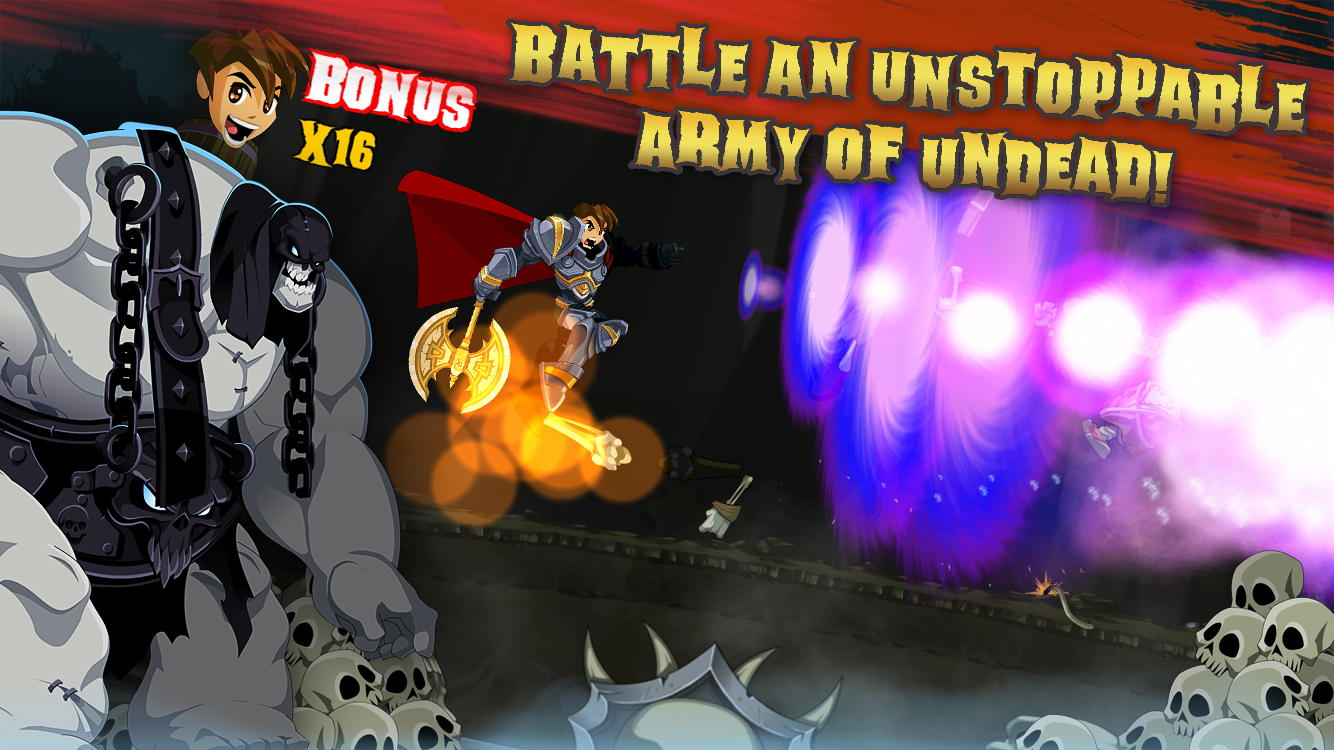 Undead Assault - New Endless Runner Game